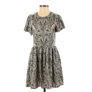 Chloe Sevigny for Opening Ceremony Paisley dress